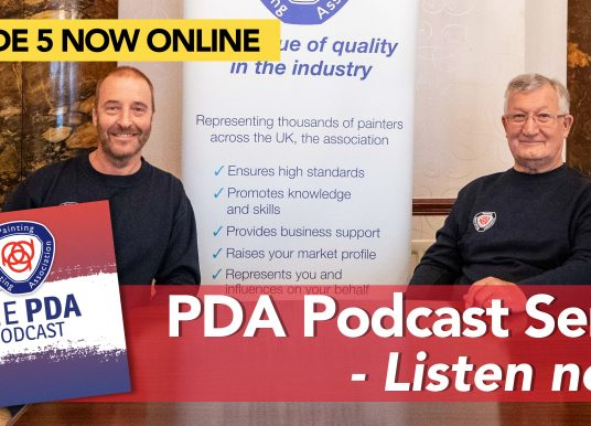 Estimating and success – latest PDA podcast