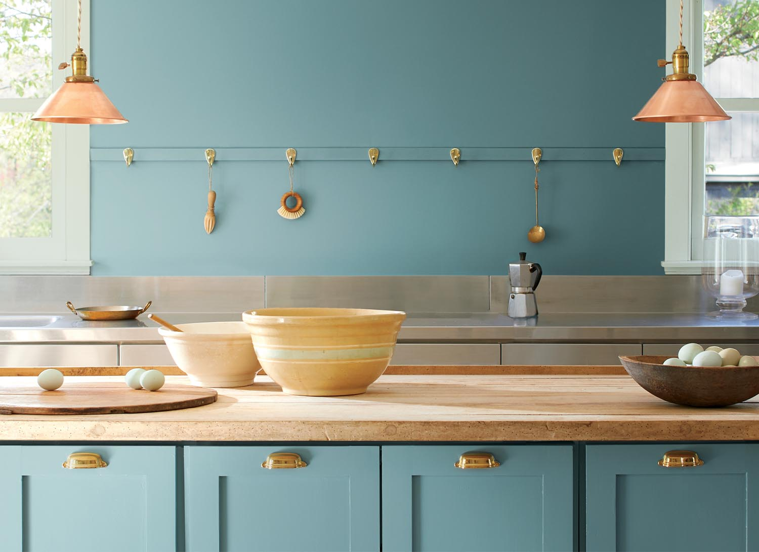 Colour of the Year from Benjamin Moore 1