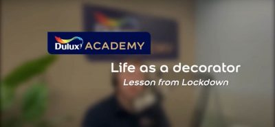 Dulux Academy podcast lunched 1