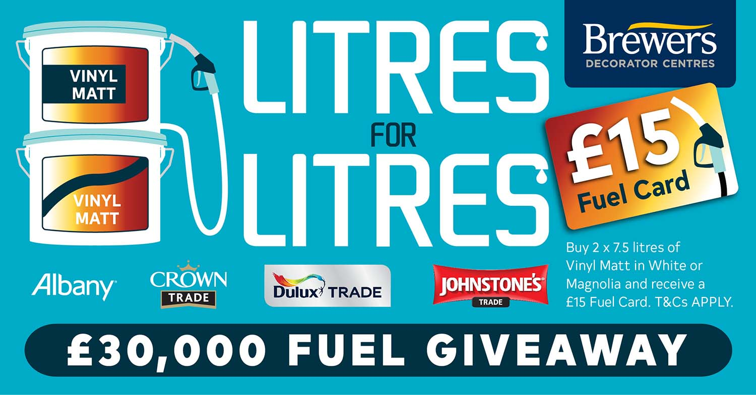 Brewers Fuel promotion 1