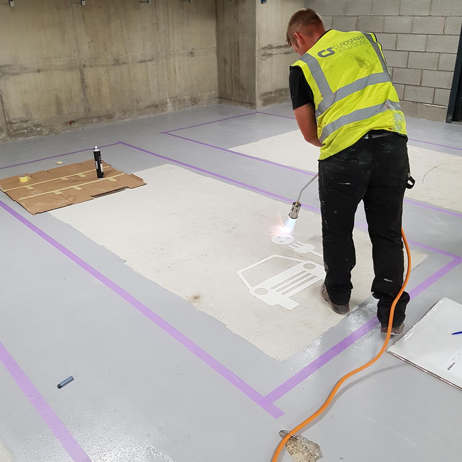 Getting to grips with floor coating projects 2